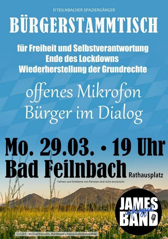 Bürgerstammtisch Bad Feilnbach