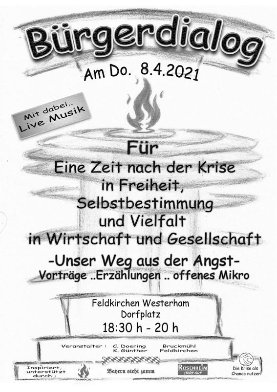 Bürger Dialog Feldkirchen Westerham