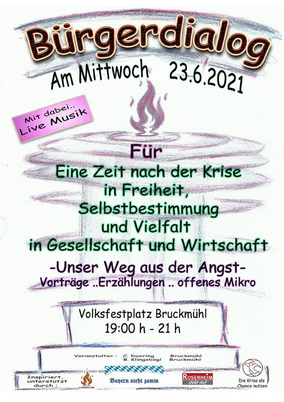 Bürgerdialog Bruckmühl