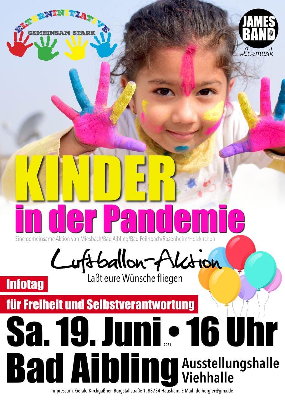 Kinder in der Pandemie