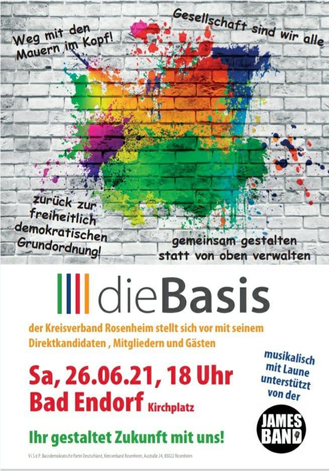 die Basis - Bad Endorf 26.06.2021